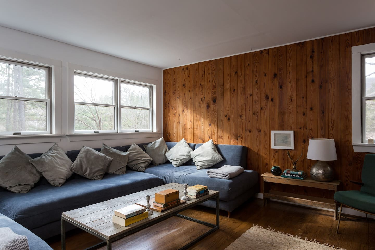 Modern Rooms on Working Farm - Houses for Rent in Free Union ...