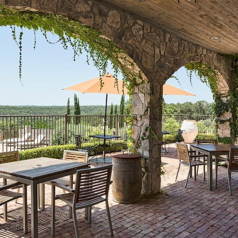 Relaxing one bedroom at hill country resort - Hunt