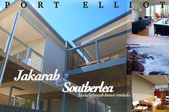 Southerlea Beach House Retreat - Port Elliot - House