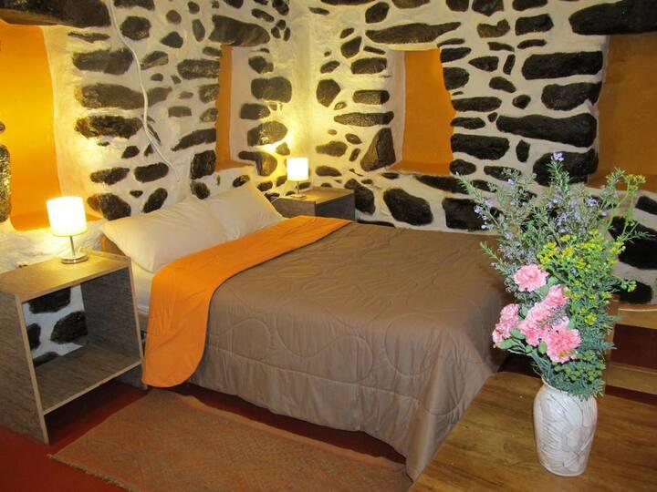 Cozy doubleroom in Ollantaytambo