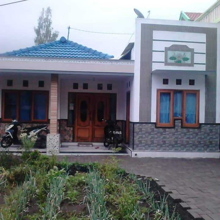 Family Homestay Bromo via Probolinggo.