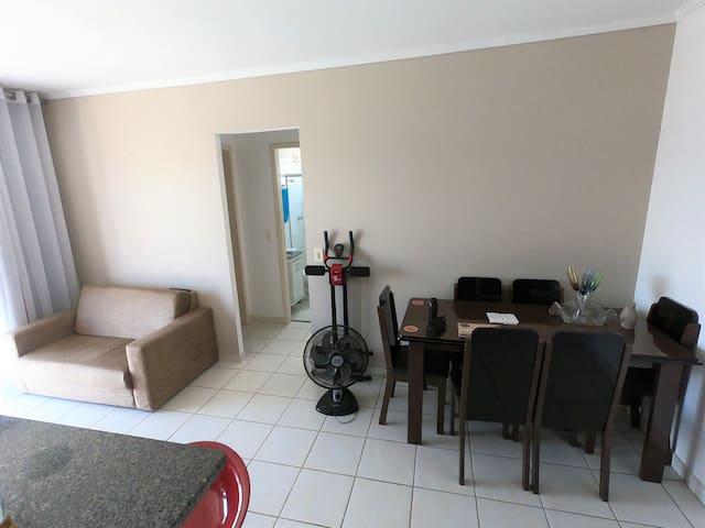 Apartamento  2 quartos - Davi.