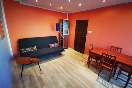 Calm 2-bedroom apartment