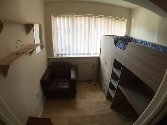 Single bedroom in Shrewsbury - Bicton Heath