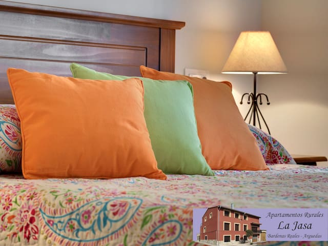 Luxury apartment - Arguedas - Appartement