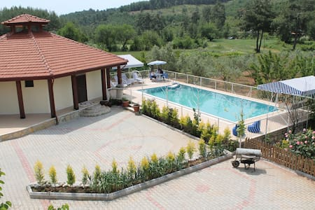 Dede's Pinewood Retreat -Yesil-Uzumlu, Mugla