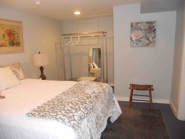 #1 room with double bed