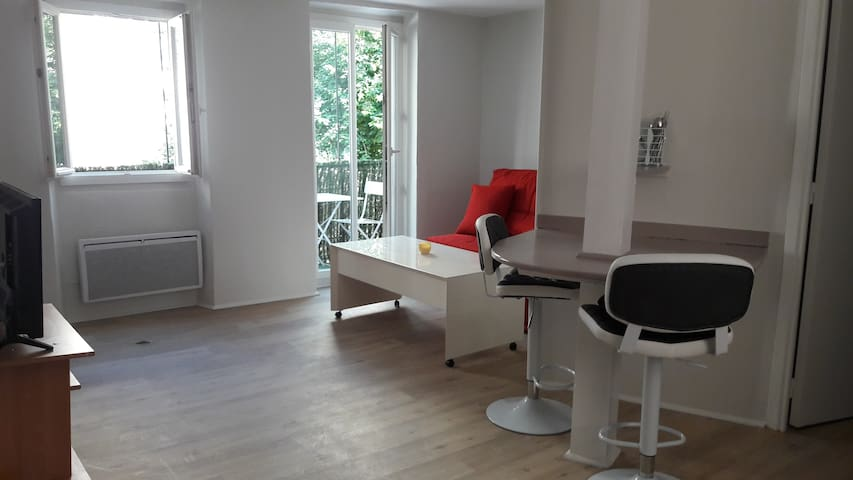 Loue studio meuble 06000 nice centre wohnungen zur miete for Location studio meuble nice