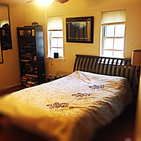 Tip of D.C. Master Bedroom - Silver Spring - Appartamento