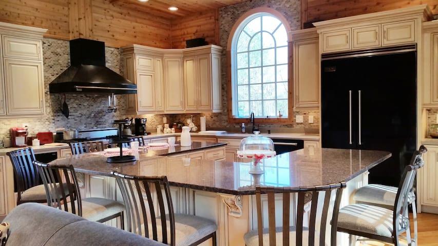 Breakfast Room/ Kitchen