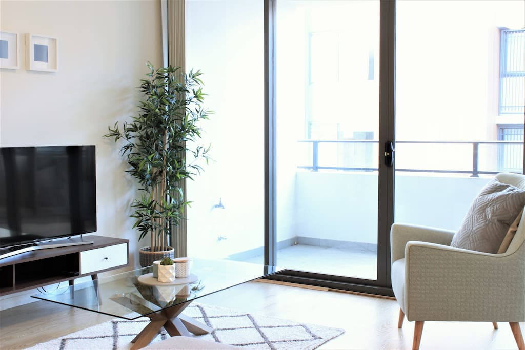 Macquarie Park Executive 2 Bedroom - Lounge