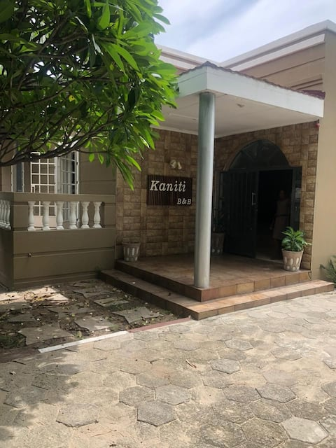 Kaniti Bed and Breakfast is a place called home.