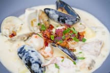 The best chowder in the Bay?