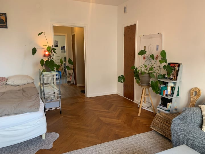 Simple and comfy apartment in Majorna