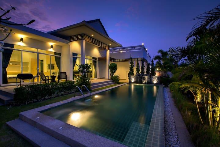 Sivana Gardens Pool Villa - P9 - Tambon Nong Kae - Villa