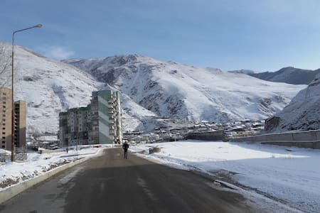 Apartments Elbrus 50$ - Tyrnyauz - Квартира