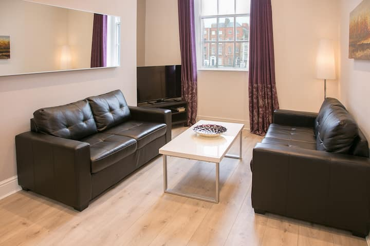 Temple Bar Spacious 3 bedroom apartment River view