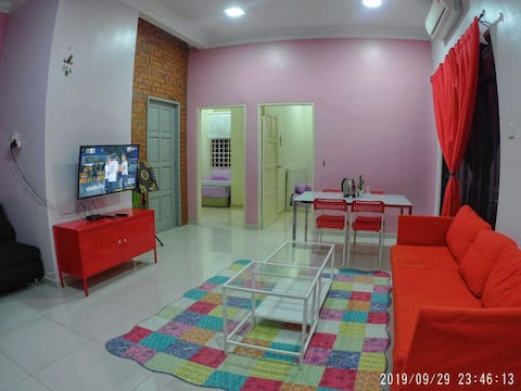 Holiday Homestay A - Two Bedroom House