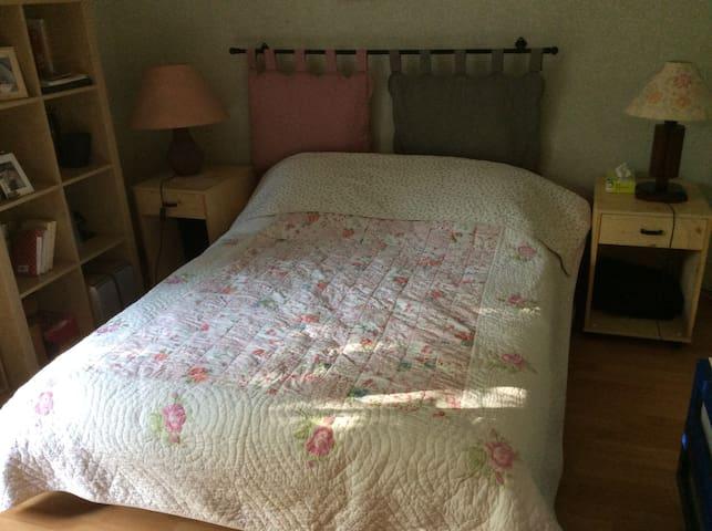 Chambre au calme à proximité de Versailles - Voisins-le-Bretonneux - Ev