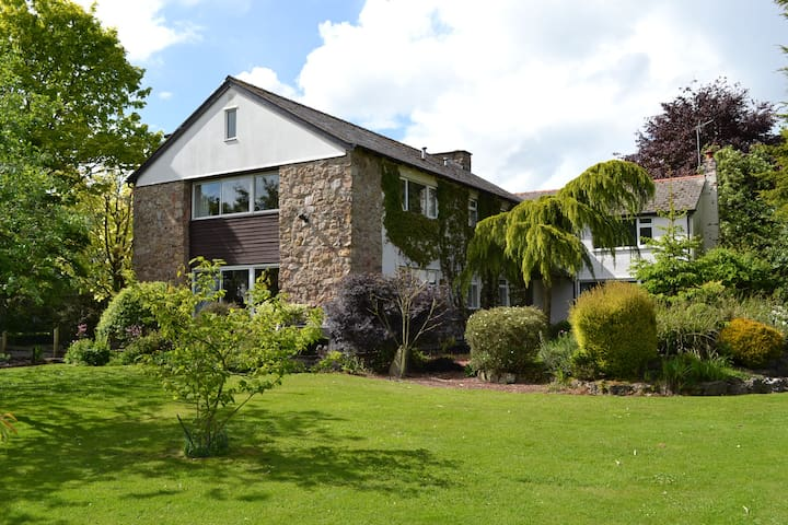 Haven House - Crickheath - Casa
