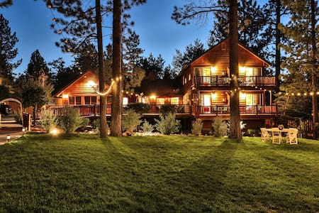 Alpenhorn Bed & Breakfast Inn - Edelweiss Room - Big Bear Lake