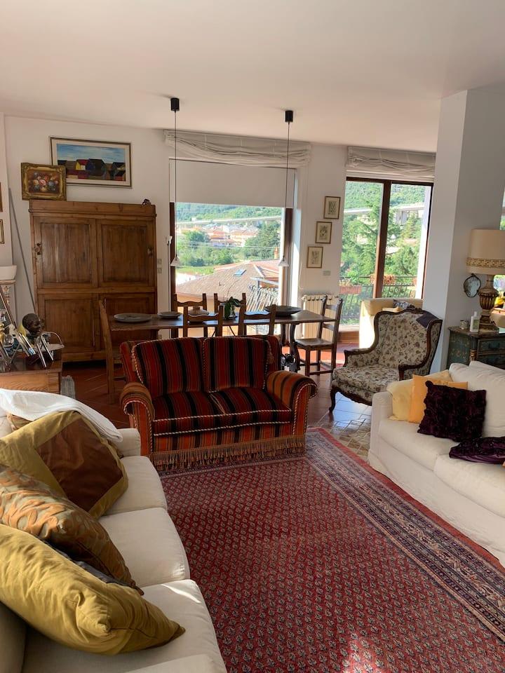 Appartamento panoramico San Sisto, L'Aquila