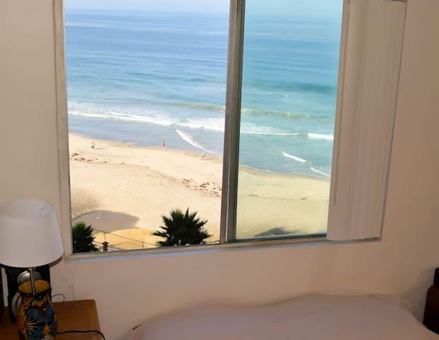 Private Room, Pool on Baja Beach