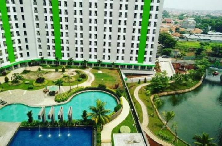Apartemen Dekat MRT & Akses Jalan Tol