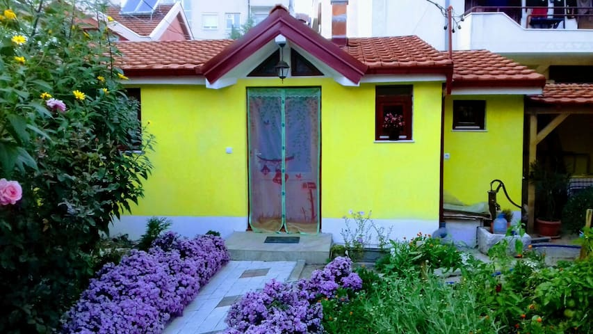 Yelow house