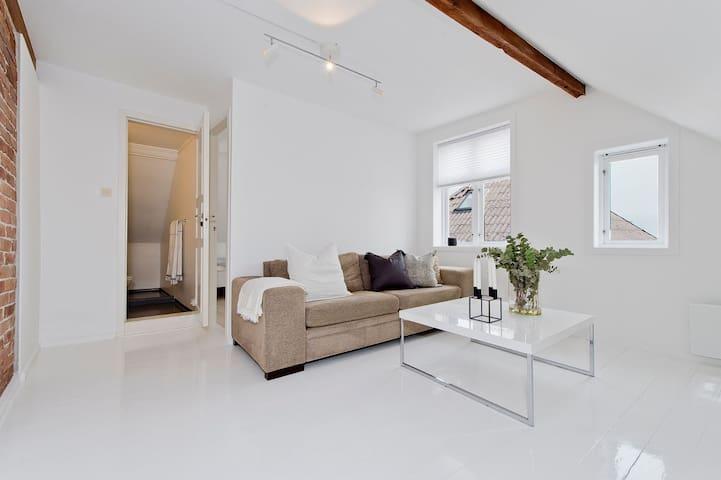 Cozy apartment in the midle of Stavanger sentrum.