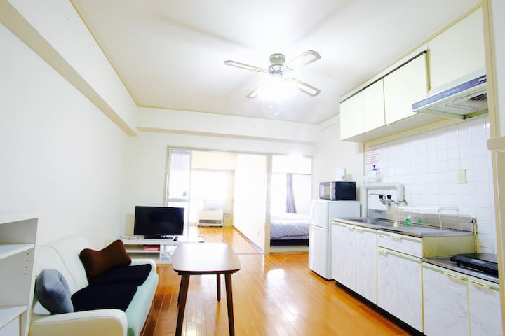 Susukino apartment - Sapporo - Appartement