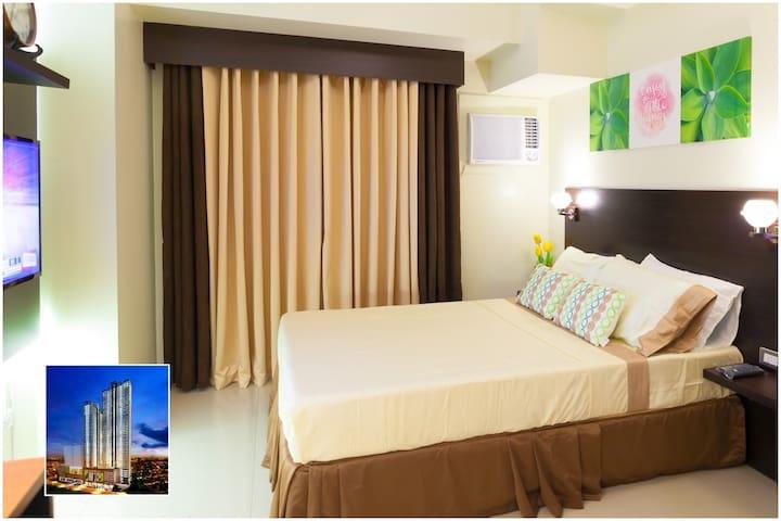 Myra's Bedsit 4 at Horizons 101 Cebu City
