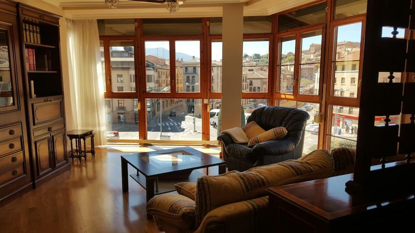 el mirador de Tarazona - Tarazona - Apartment