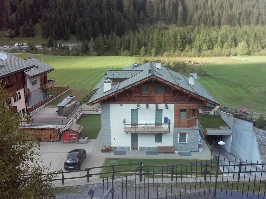 Esterno abitazione
