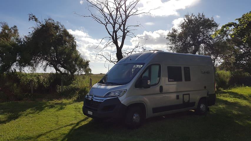 Clever Van Campingbus