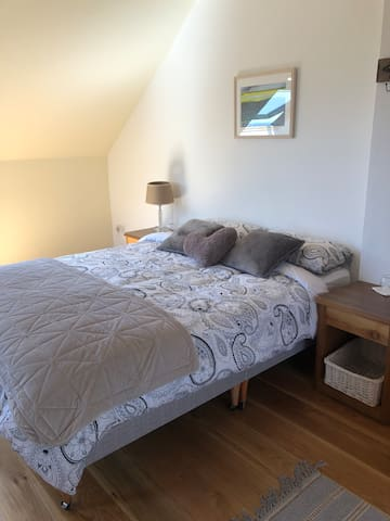Ocean view bed-and-breakfast Family room/ensuite 4