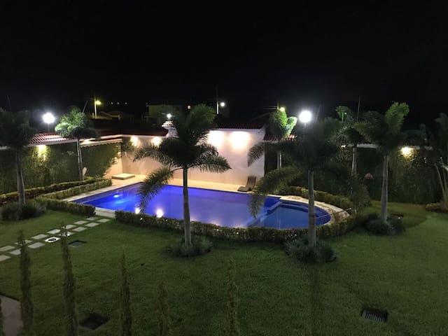 Villa Lucia and Summer Pool , Zacapa