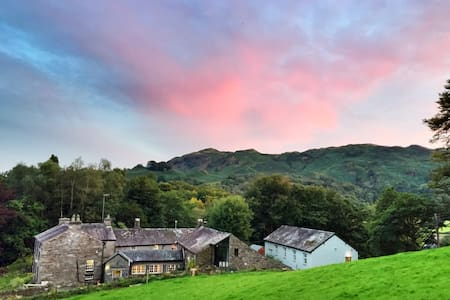 Thorney How, Family en-suite B&B - Grasmere