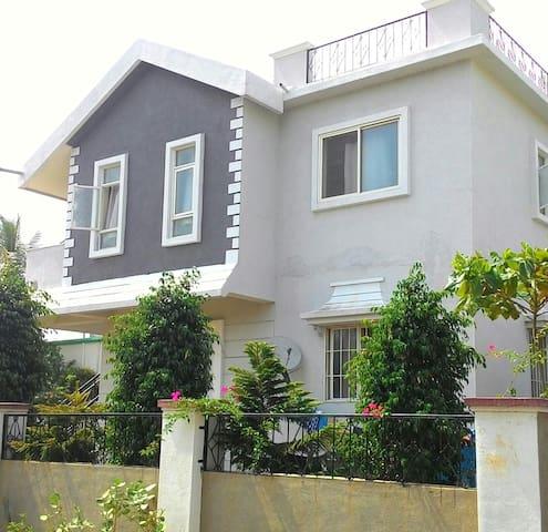 Bougainvilla Home