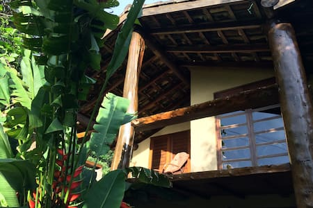 Casa integrada a natureza - Ubatuba  - Hus