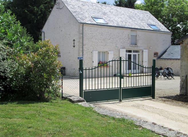 La grange de Ninon