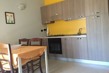 Accogliente casa con vista mare - Apartment