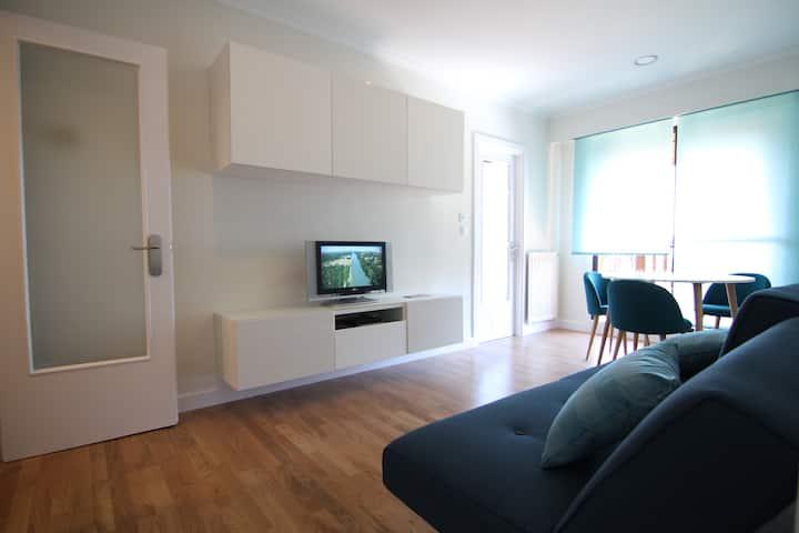 Acogedor y luminoso  apartamento