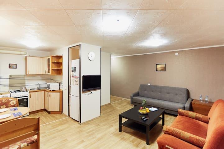 2-комнатная квартира  ул. Бушуева, д.5А