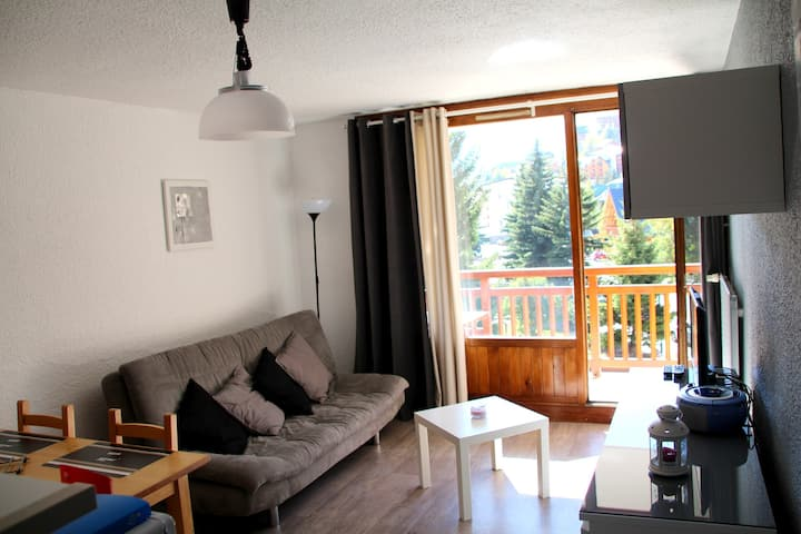 Appartement Les 2 Alpes  residence meijotel