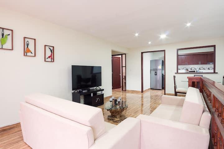 Comodo apartamento, 3 habitaciones, La Masía