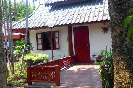 Chiang Mai Sunshine House homestay 103 - Thesaban Nakhon Chiang Mai - Pondok alam