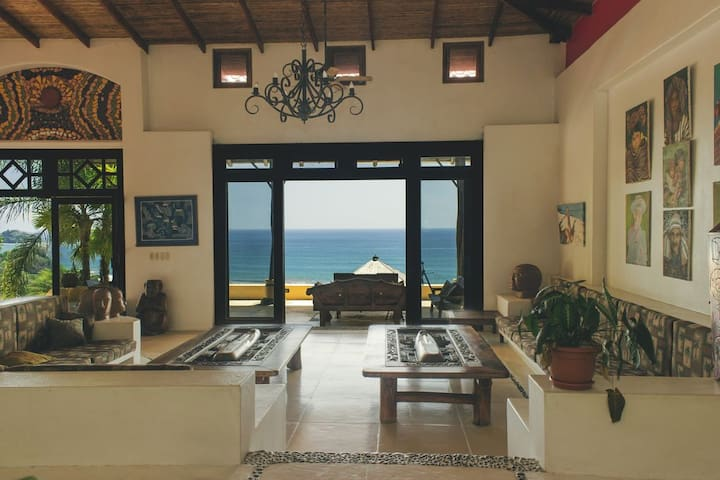 Dominical Estate 2 Bedroom Ocean View Apartment