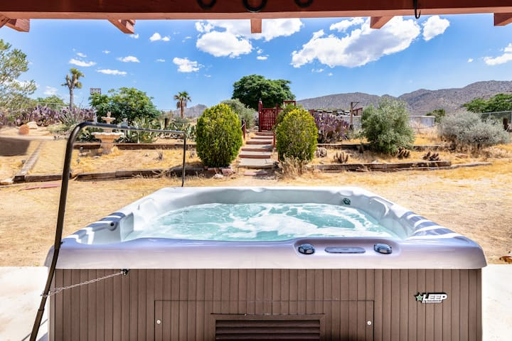 ⭐️ 5 min to park ⭐️ Amazing views ⭐️ POOL spa BBQ