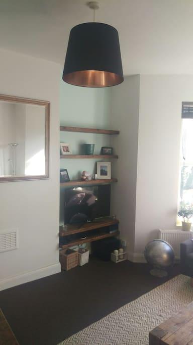 living room tv